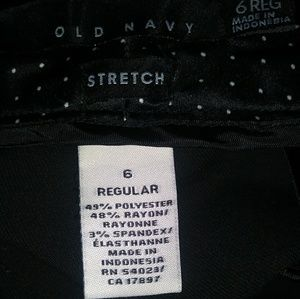 Old Navy Pants - Old Navy Tuxedo Pants